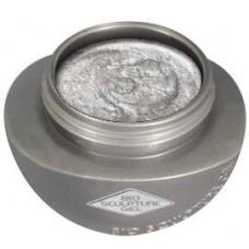 Гель для ногтей №138 Зеркальное серебро