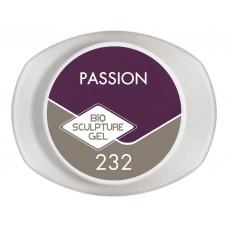 Гель для ногтей №232-страсть